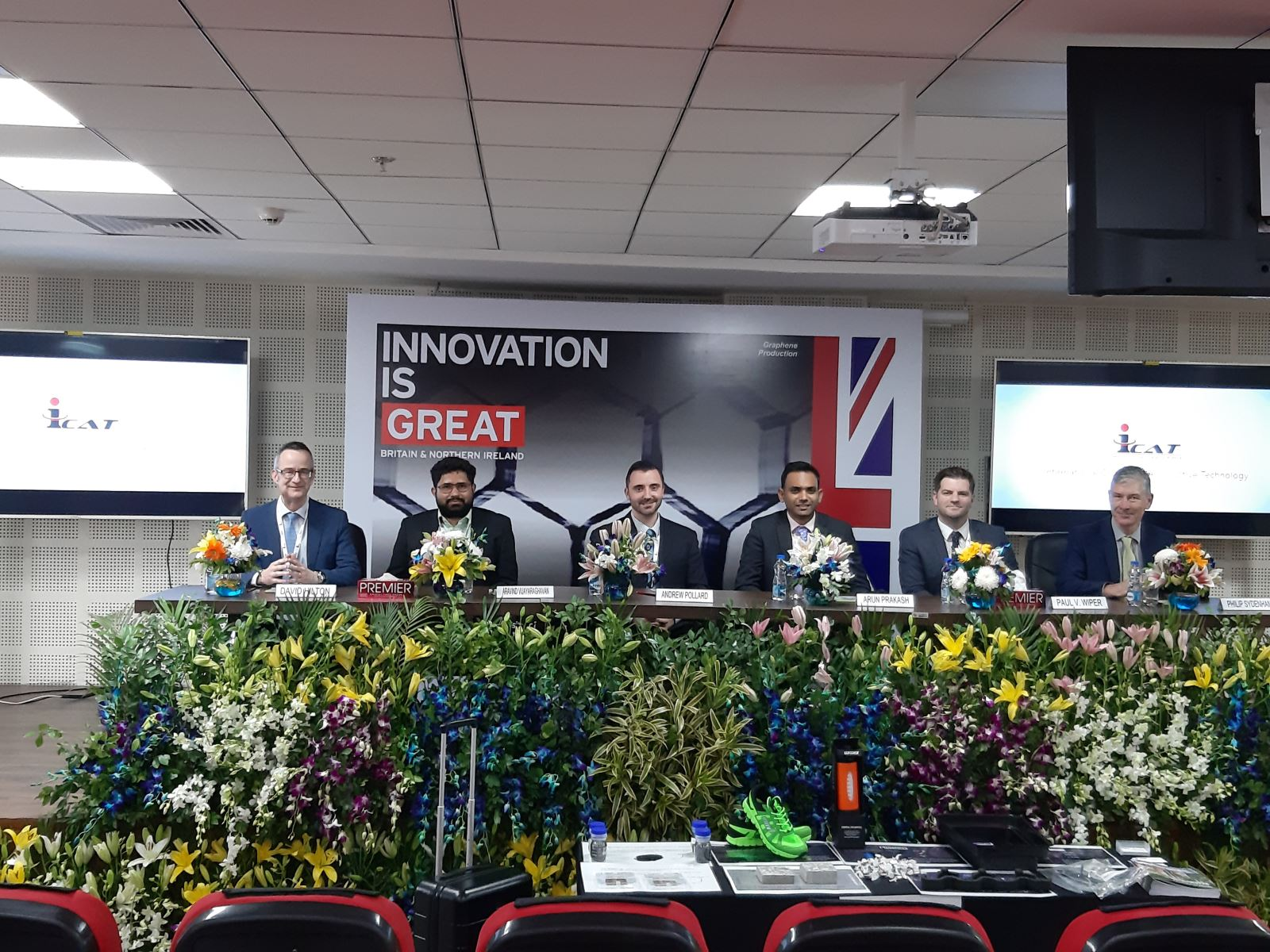 Graphene Manesar NuGen Summit Panel India