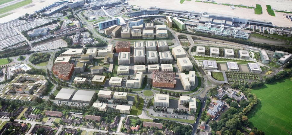 Manchester Airport Enterprise Zone