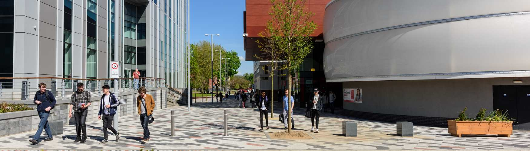 Over 100,000 students study at Greater Manchester universities