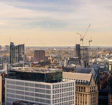 Manchester leads the UK for global engagement