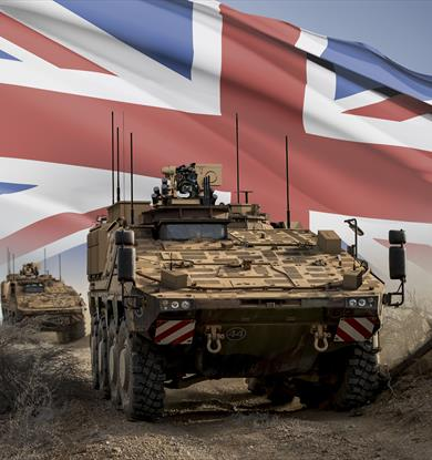 WFEL to manufacture Boxer MIV for UK Ministry of Defence