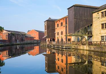 Wigan Pier Waterfront